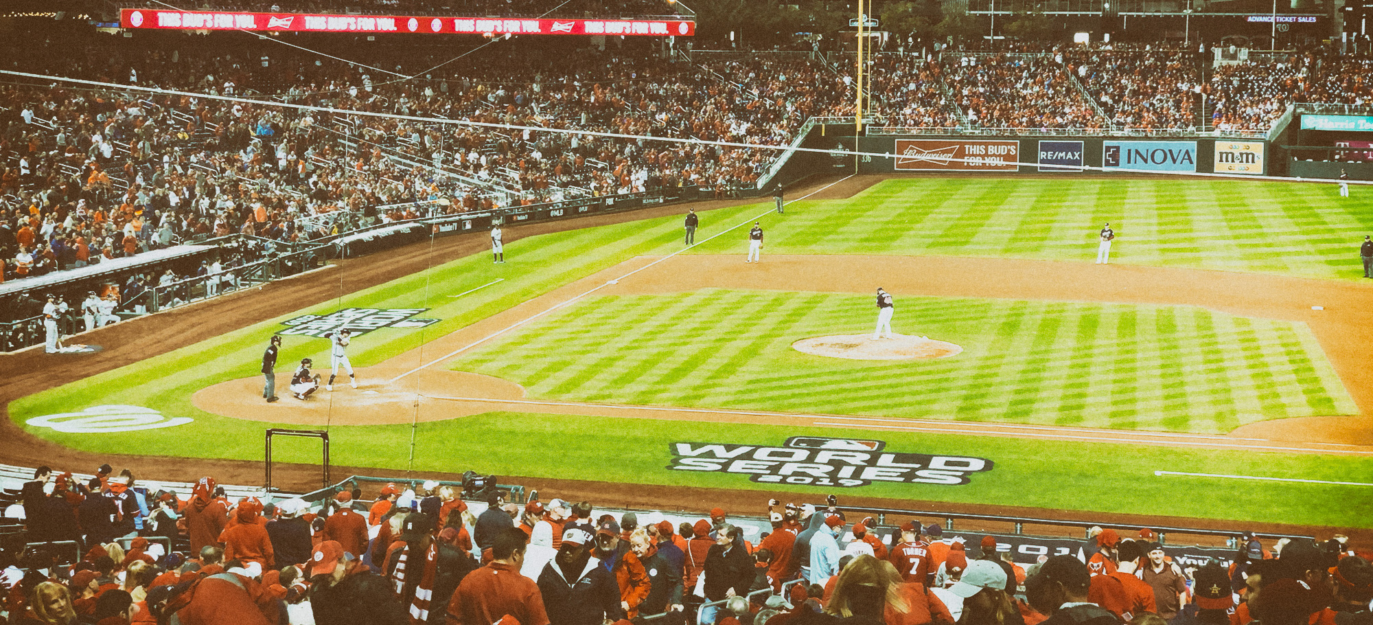World Series 2019, Game 4: Houston Astros 8 - Washington Nationals 1